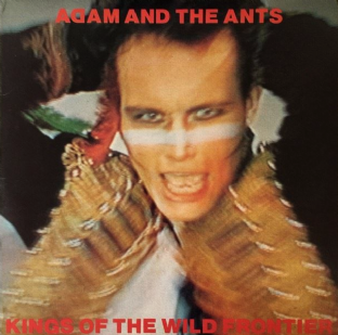 Adam And The Ants - Kings Of The Wild Frontier (LP) (G++/VG)